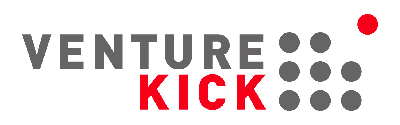 We won the 1st stage of Venture Kick competition